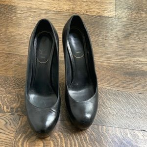 YSL platform heels size 39.5